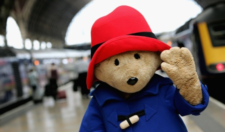 The Queen's 80th Birthday - Paddington Arrives